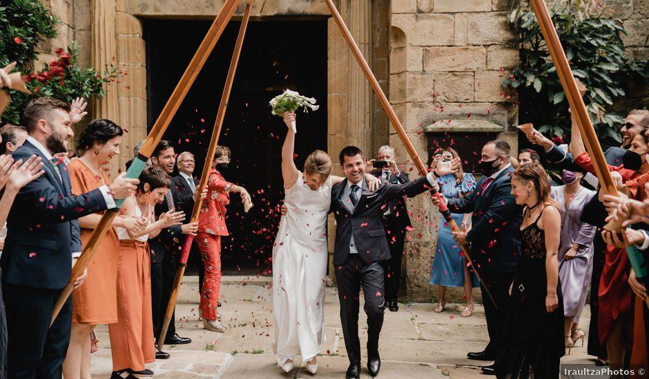 La boda de Irati y Raul en Donostia-San Sebastián, Guipúzcoa