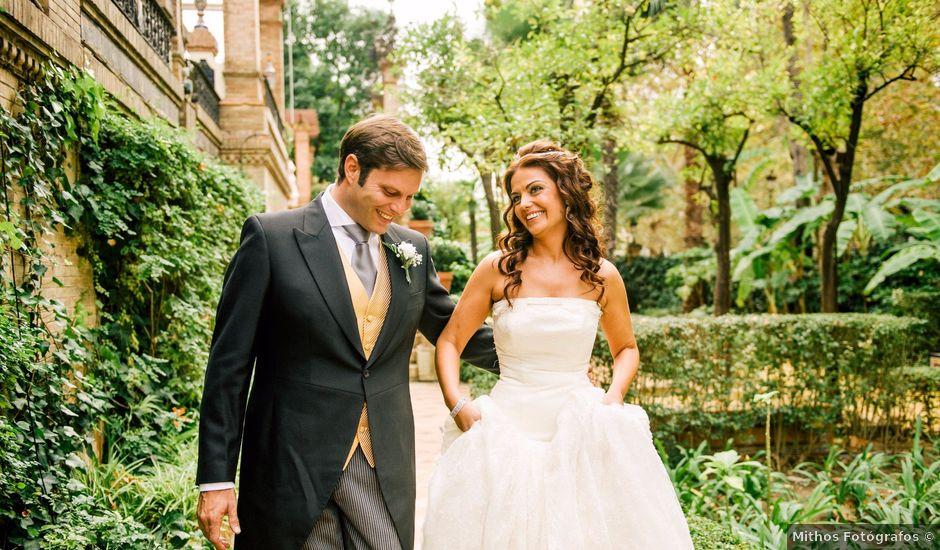 La boda de Damian y Sandra en Sevilla, Sevilla