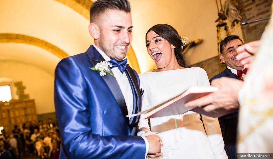 La boda de Ivan y Lucia en Jarandilla, Cáceres