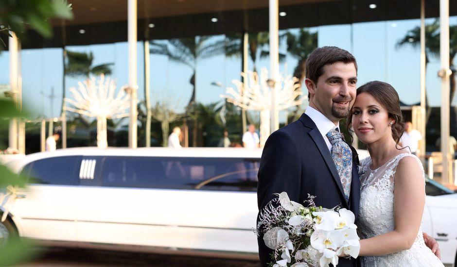La boda de Marta y Fran en Alzira, Valencia
