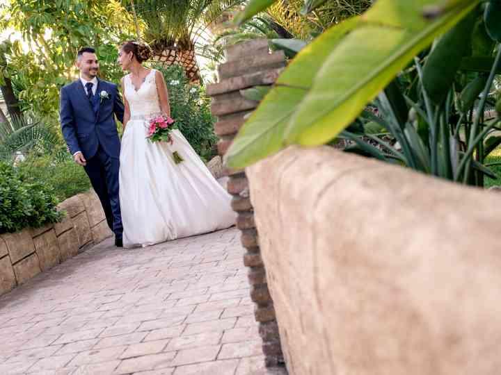 La boda de Desiré y Jose