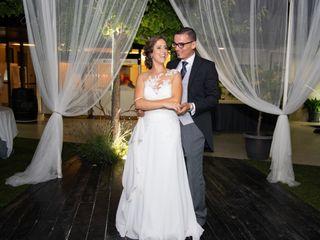 La boda de Noelia y Nabil