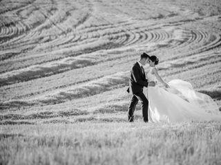 La boda de Beatríz y Adrián