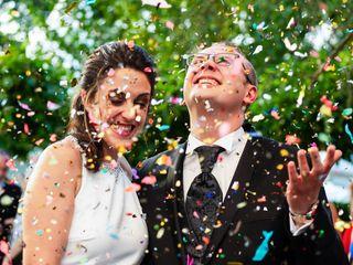 La boda de Yolanda y Igor