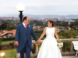 La boda de Borja y Marta