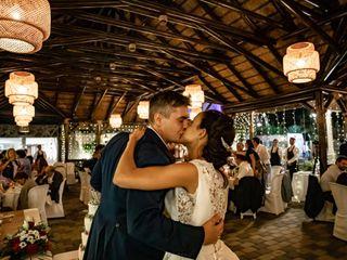 La boda de Maria y Aleksandar