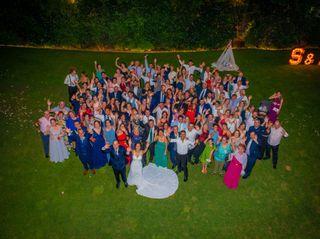 La boda de Silvia y Ferran 1