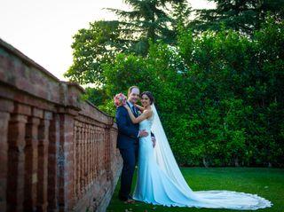La boda de Silvia y Ferran