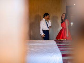 La boda de Julio y María 2