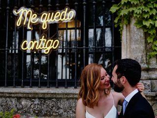 La boda de Lucia y Alberto