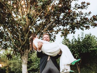 La boda de Carlota y Lucas