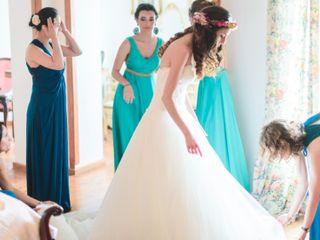 La boda de Tania y Dario 2