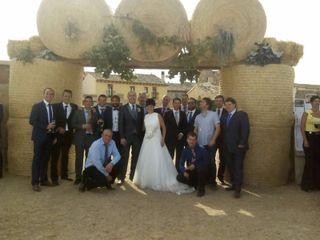 La boda de Raquel y Daoíz  1