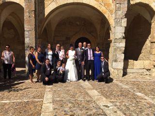 La boda de Raquel y Daoíz  3