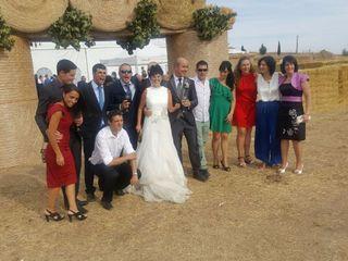 La boda de Raquel y Daoíz