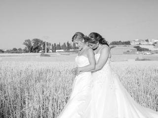 La boda de Gemma y Julia