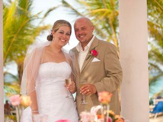 La boda de Michelle y Mike