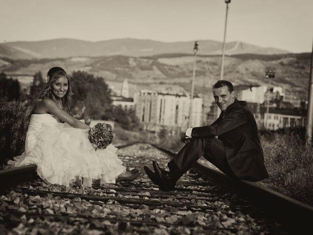 La boda de Diana y Quico