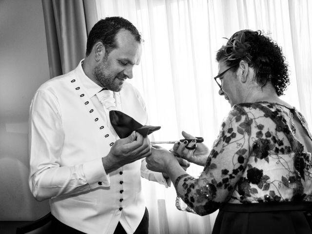 La boda de Arturo y Merchi en Lugo, Lugo 8