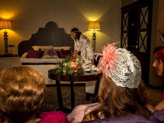 La boda de Arturo y Merchi en Lugo, Lugo 17