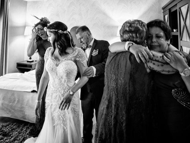La boda de Arturo y Merchi en Lugo, Lugo 29