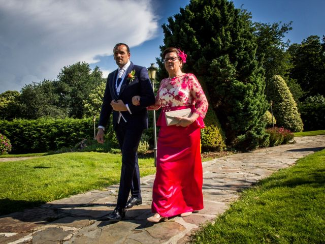 La boda de Arturo y Merchi en Lugo, Lugo 44