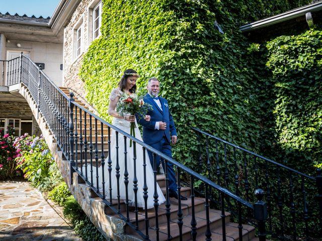 La boda de Arturo y Merchi en Lugo, Lugo 45