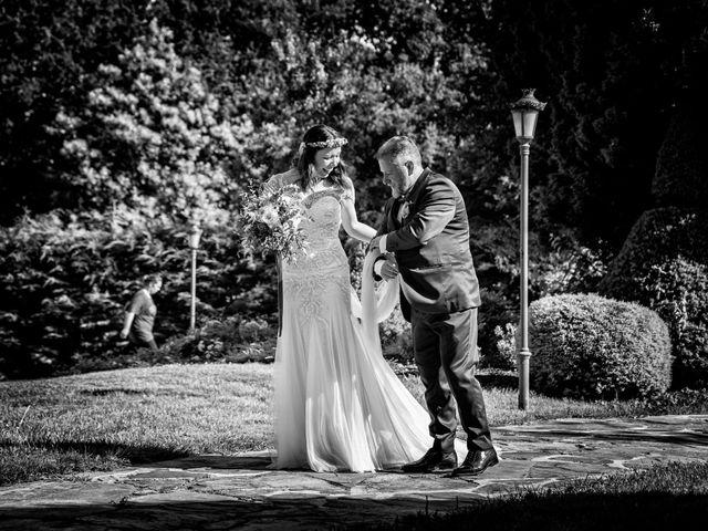 La boda de Arturo y Merchi en Lugo, Lugo 48
