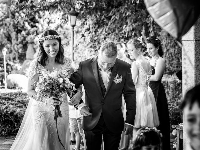 La boda de Arturo y Merchi en Lugo, Lugo 49