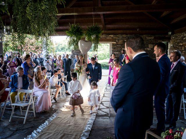 La boda de Arturo y Merchi en Lugo, Lugo 50