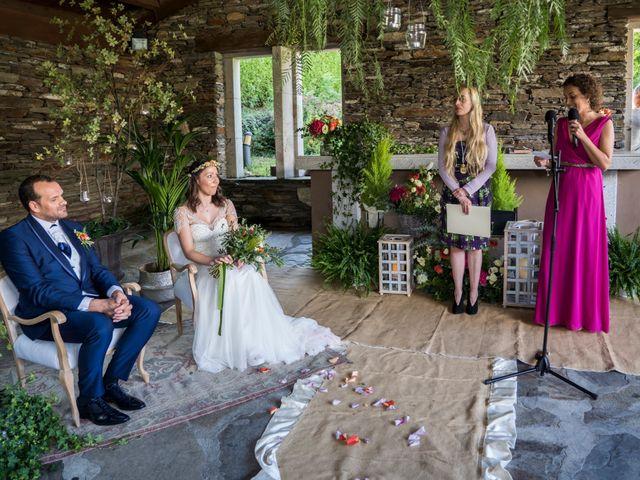 La boda de Arturo y Merchi en Lugo, Lugo 53