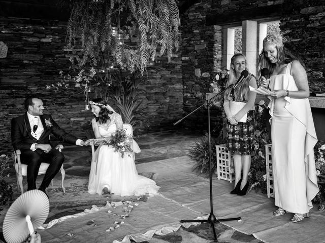 La boda de Arturo y Merchi en Lugo, Lugo 57