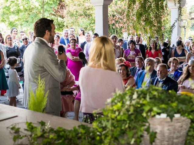 La boda de Arturo y Merchi en Lugo, Lugo 59