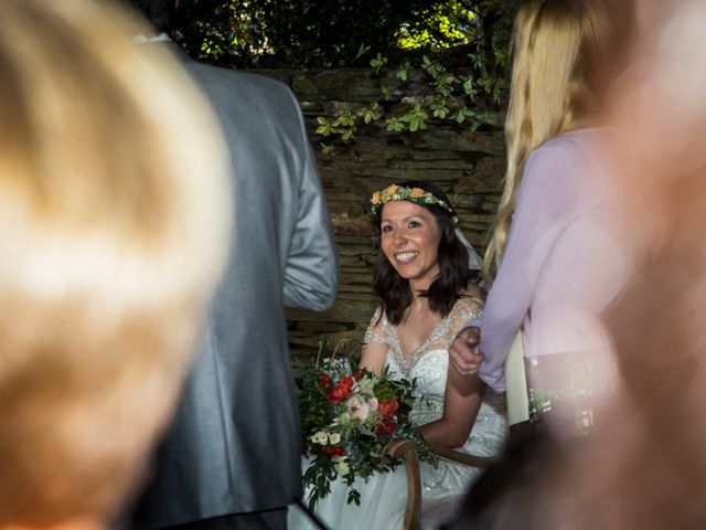 La boda de Arturo y Merchi en Lugo, Lugo 60