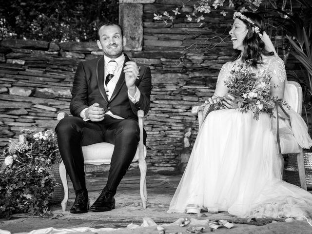 La boda de Arturo y Merchi en Lugo, Lugo 63