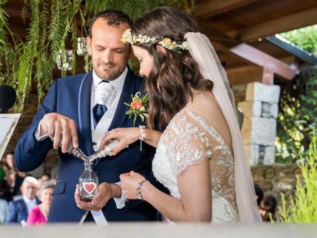 La boda de Arturo y Merchi en Lugo, Lugo 64
