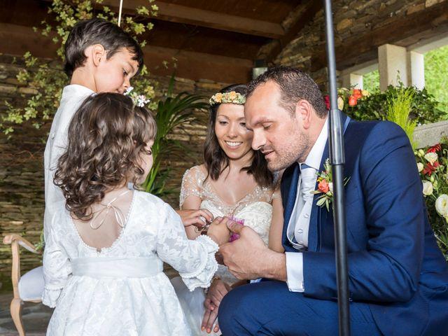 La boda de Arturo y Merchi en Lugo, Lugo 66