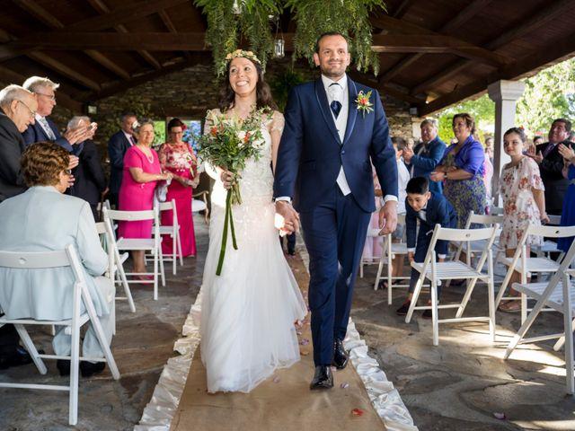 La boda de Arturo y Merchi en Lugo, Lugo 71