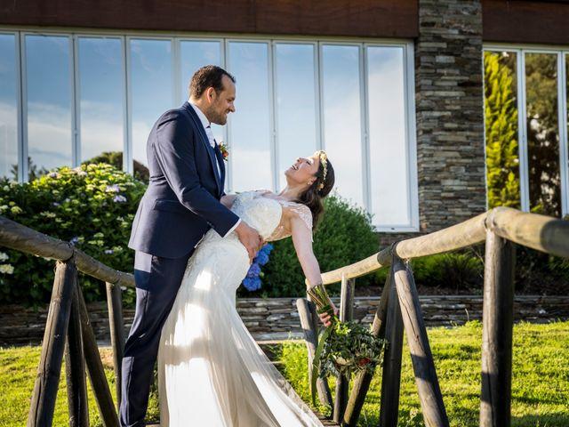 La boda de Arturo y Merchi en Lugo, Lugo 79