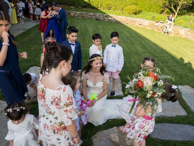 La boda de Arturo y Merchi en Lugo, Lugo 82
