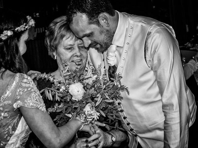 La boda de Arturo y Merchi en Lugo, Lugo 87