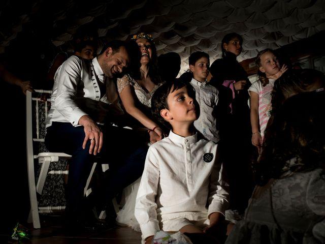 La boda de Arturo y Merchi en Lugo, Lugo 107