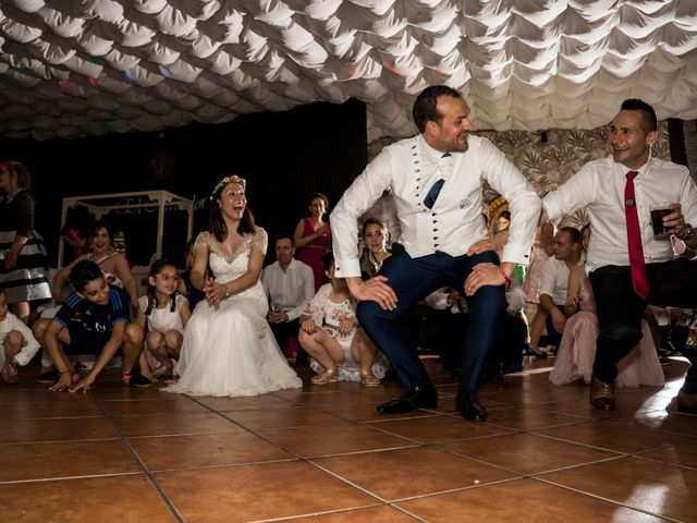 La boda de Arturo y Merchi en Lugo, Lugo 113