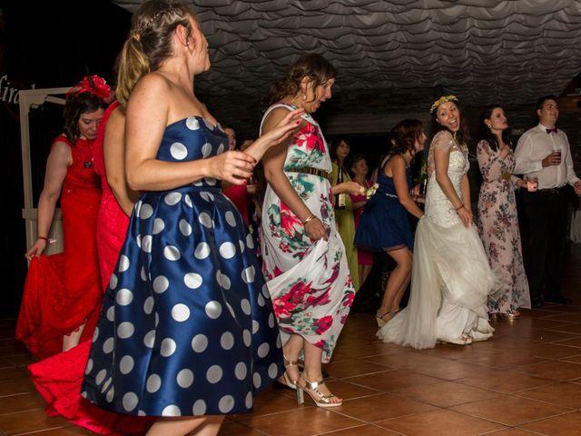 La boda de Arturo y Merchi en Lugo, Lugo 121