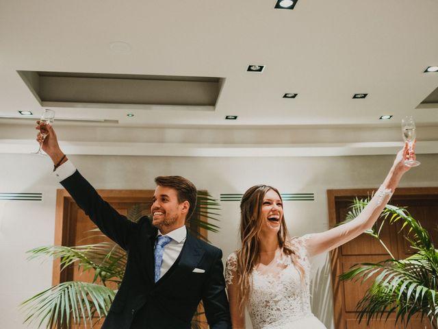 La boda de Alfonso y Verónica en Guadarrama, Madrid 57