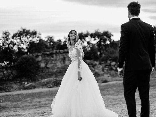 La boda de Alfonso y Verónica en Guadarrama, Madrid 1