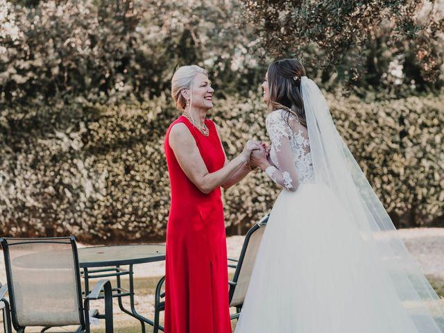 La boda de Alfonso y Verónica en Guadarrama, Madrid 19