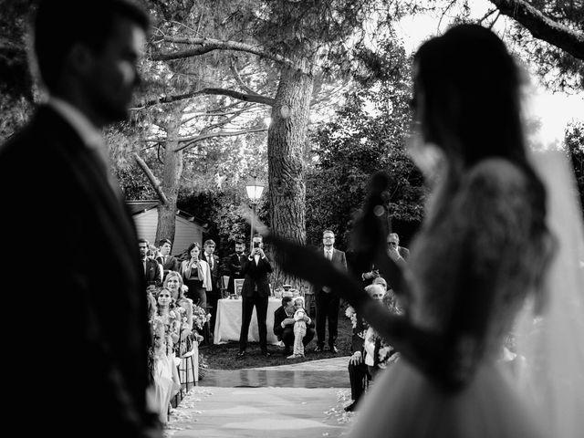 La boda de Alfonso y Verónica en Guadarrama, Madrid 31