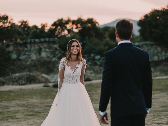La boda de Alfonso y Verónica en Guadarrama, Madrid 49