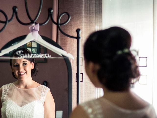 La boda de Jorge y Susana en Villalba De La Sierra, Cuenca 1